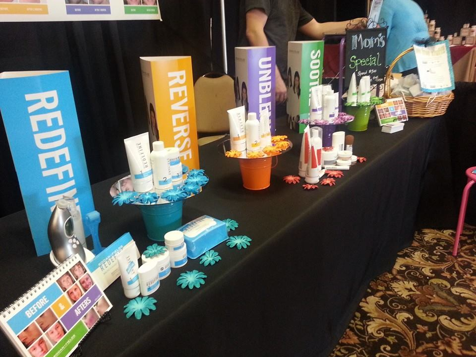 Rodan and fields little world of chaos for Vendor craft shows near me